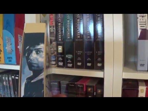 DvD und Blu-ray Sammlung Teil 1 (Serien)