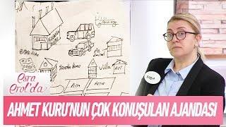Ahmet Kuru'nun çok Konuşulan Ajandası - Esra Erol'da 17 Ocak 2018