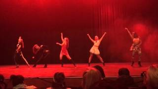ReQuest Dance Crew end of year performance 2015