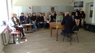 Сергей Женовач посетил Краснодарский институт культуры