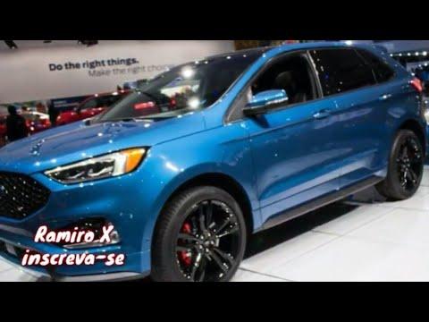 Novo Ford Edge 2019: Vejam mais detalhes...