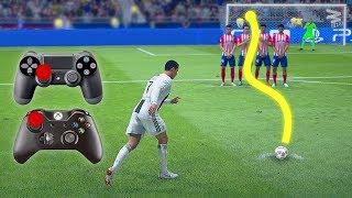 FIFA 19 Knuckleball & Power Free Kick Tutorial