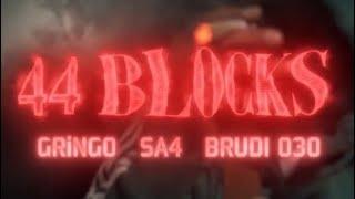 GRiNGO X SA4 X BRUDI030   44BLOCKS 📽 (PROD.GOLDFINGER) #4BLOCKS #STAFFEL2