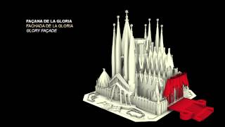 preview picture of video '2026 Completion of the Basilica | 2026 Acabem la Basílica | 2026 Se finaliza la Basílica (3D)'
