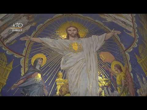 Prière du Milieu du jour du 7 mai 2021 des Bénédictines du Sacré-Coeur de Montmartre