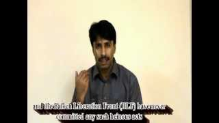 July 2007: Interview Of Dr Allah Nazar Baluch With English Subtitles