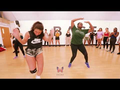 MR KILLA OIL IT -SOCA DANCE CLASS |CARNIVAL VIBES
