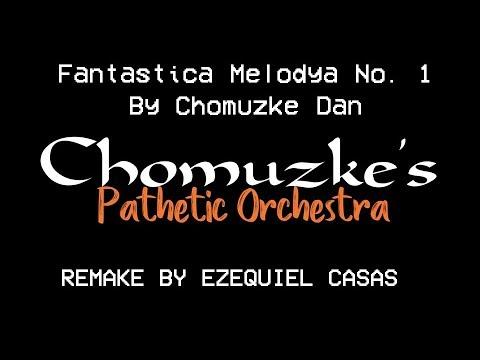 (Vocaloid Original) Fantastica Melodya No.1 [MAIKA) by Chomuzke Dan - Remake by Ezequiel Casas