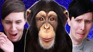 Dan And Phil Play CHIMBOT!