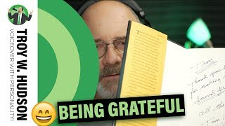 Being Grateful - Living out a Gentle Life