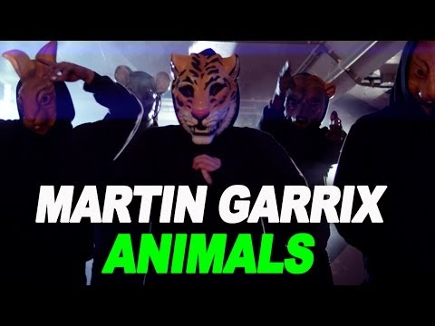 animals martin garrix skyrock