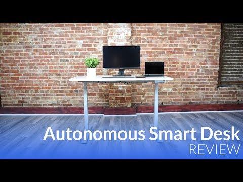 Autonomous Smart Desk Review
