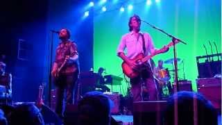 Drive-By Truckers 'the Living Bubba' @ Georgia Theatre 8 24 12 AthensRockShow.com