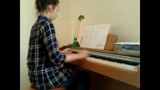 Ragtime Vabank - Henryk Kuźniak - piano cover