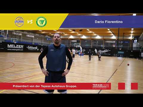 EN BASKETS vs RC Rist Wedel O-Ton Dario Fiorentino
