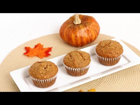 Granola Pumpkin Muffins Recipe – Laura Vitale – Laura in the Kitchen Episode 828