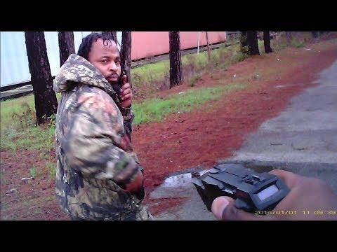 Убийство полицейского в США