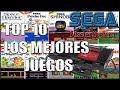 Top 10 Los Mejores Juegos De Sega Master System