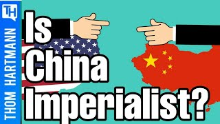 Is China An Imperialist Country? (N. B. Turner)