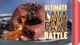 THE ULTIMATE LAVA CAKE BATTLE