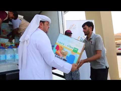 'الإحسان' تنفذ مبادرة 'عطاء وجود' مع مواصلات عجمان