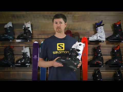 Salomon X Pro 90 CHC Ski Boots- Women's 2019 Review