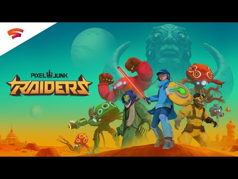 PixelJunk Raiders is the next Stadia exclusive, will have State Share and free for Pro