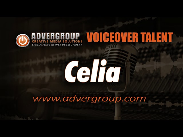 CELIA Female VOICEOV ..