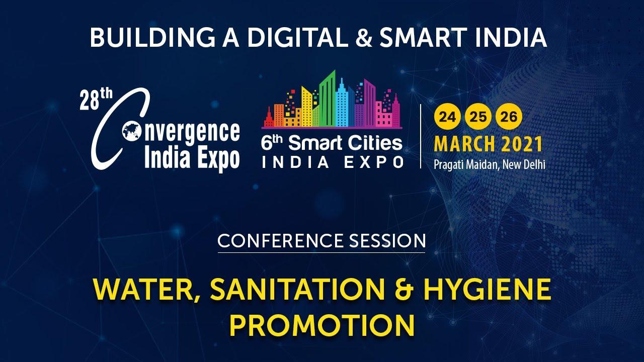 Conference Session on Water Sanitation & Hygiene Promotion