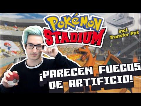 Pokémon Stadium - Leyendas & Videojuegos