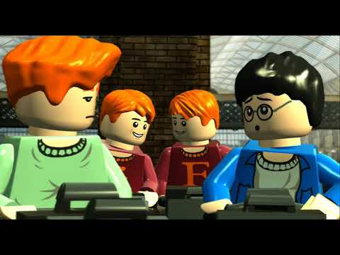 Gameplay de LEGO Harry Potter Years 1-4