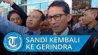 Dahnil Anzar Pastikan Sandiaga Uno Kembali ke Gerindra