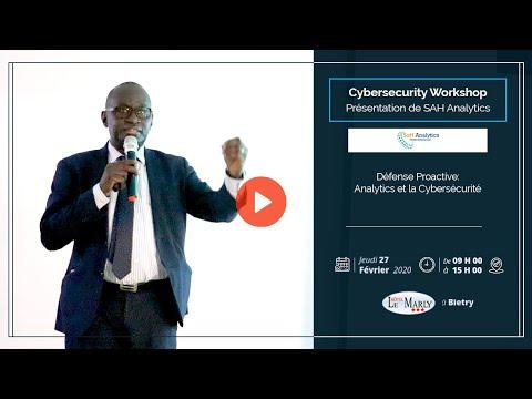 <a href='https://www.akody.com/business/news/business-cyber-security-workshop-defense-proactive-analytics-et-la-cyber-securite-presente-par-sah-analytics-325819'>Business: CYBER SECURITY WORKSHOP, Défense Proactive (Analytics et la Cyber Sécurité) présenté par SaH Analytics</a>