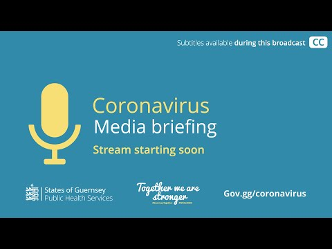 , title : 'COVID-19 Media Briefing - Wednesday 24th February 2021