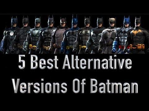 5 Best Alternative Versions Of Batman