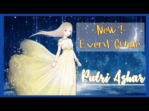 CARA MENDAPATKAN SETELAN PUTRI AZHAR ❤️ Love Nikki Indonesia ❤️ Dress Up Fantasy
