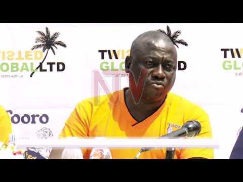 OKWETEGEKERA LIIGI: Tooro United eyanjudde Edward Golola