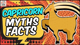 5 Bizarre MYTHS And FACTS About Capricorn Zodiac Sign