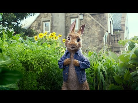 Peter Rabbit Trailer - Starring James Corden as Peter - At Cinemas 2018