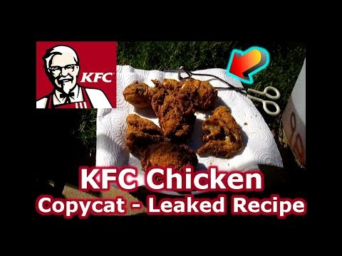 Download How To Make Kfc Fried Chicken Copycat Secret Recipe Video