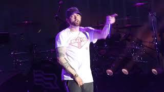 """""""Bezerk & Till I Collapse & Cinderella Man"""" Eminem@Firefly Festival Dover, DE 6/16/18"""