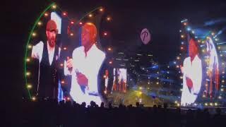 Juan Luis Guerra ft. Johnny Ventura - De Moca A Paris || Festival Presidente 2017