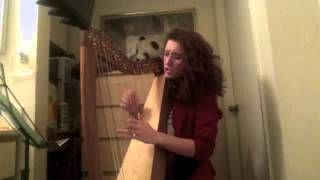 The Gift--by Amanda Odish * Aselin Debison cover * Harp & Voice
