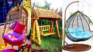 Latest Stunning Hanging Chair Designs For Balcony || Indoor And Outdoor Swings Design Ideas 2020