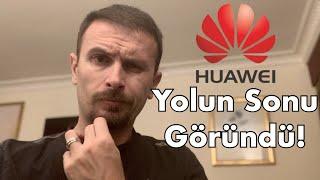 Huawei, şimdi ne yapacak?