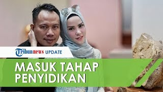 Sempat Digerebek dan Dilaporkan Vicky Prasetyo, Angel Lelga Datangi Polres