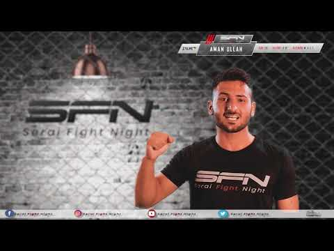 Aman Ullah | Exclusive Interview | Zalmi TV presents Serai Fight Night 2019 | MMA