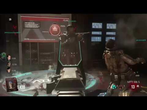 COD Advanced Warfare-Zombie Mayhem