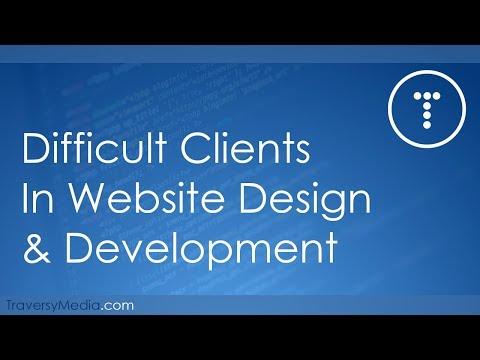 Difficult Clients In Web Design & Development