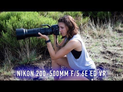 Ludicrous Telephoto Zoom! Nikon 200-500mm f/5.6E ED VR Review